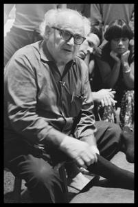 Moshe Feldenkrais 2
