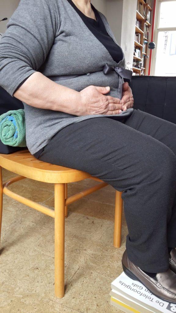 De allerbeste tip om gemakkelijk te zitten